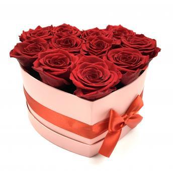 "Infinity Rosenbox klein ""petite fleur"""