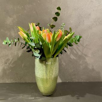 DutZ® Vase in Silverbrown