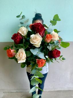 Strauß Rosengruß