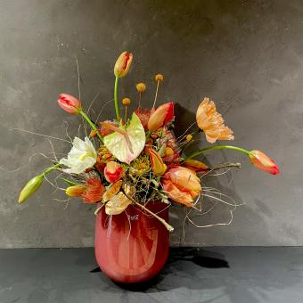 Bouquet Poppy
